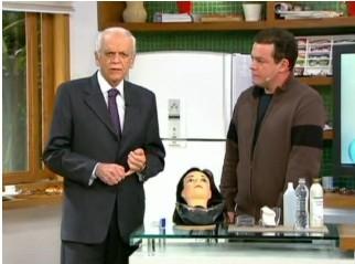 Prof. Dr. Rubens Belfort Júnior no Bem Estar da Globo