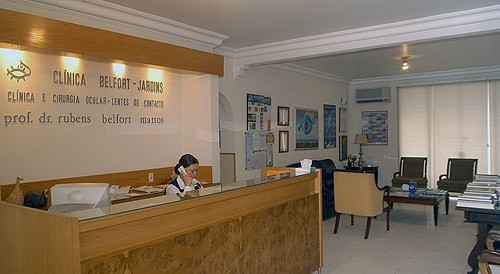 Clínica Belfort no ano de 2000