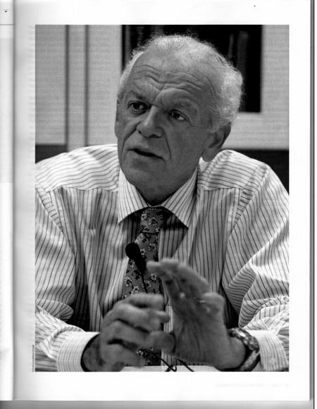 Foto Prof. Dr. Rubens Belfort Jr em Matéria publicada na revista da FAPESP - Fundação de Amparo à Pesquisa do Estado de São Paulo.