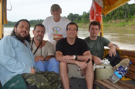 Expedição de pesquisa e assistência da UNIFESP com o ICB USP