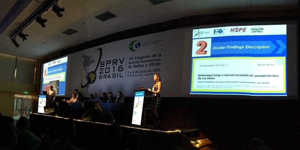 Rubens Belfort congresso panamericano