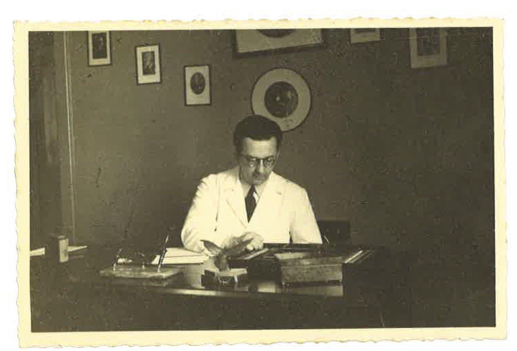 Clínica Belfort na década de 1950